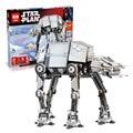 Nueva lepin 05050 1137 unids motorizado a pie at-at modelo de robot bloques de construcción de ladrillo clásico compatible con lego 10178 75054 regalo