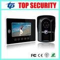 """Хорошее качество 7 """"сенсорный экран деревне офис домашнего использования видео-телефон двери системы 16 кольца на выбор ip65 водонепроницаемый из двери камеры"""