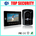 "Good quality 7"" touch screen village office home use video door phone system 16 rings to choose ip65 waterproof out door camera"