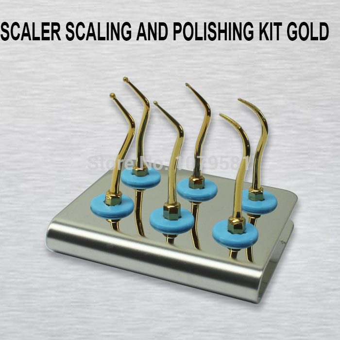 1 set  Dedicated dentist  tooth scaling polishing kit fit for Kavo  Koment Sirona NSK W&H proxeo Sirona Siroair air scaler