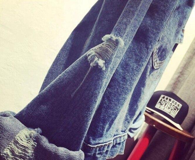 Coréenne Impression Amateurs Cowboy Cardigan Bigbang 1 Version Nouveau 2019 Marée Manteau Kpop Femme Veste Lâche Homme Lettre De Perforateur Modèles Coton fCP6qBI