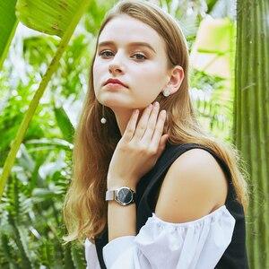 Image 3 - Bestdon montre Couple Sapphire Ultra fine, montre bracelet à Quartz minimaliste, étanche, horloge de luxe Valentine Gifr, pour les amoureux, tendance