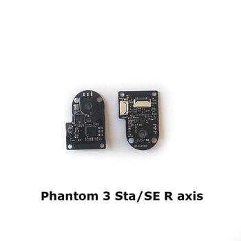 R axis/P axis Roll Motor ESC Chip Circuit Board for DJI Phantom 3 Sta/SE/Adv/Pro Gimbal Drone Replacement Board yaw motor for dji phantom 4 drone for dji phantom 4 y axis motor accessories