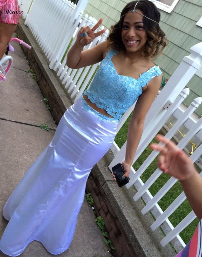 Prom Dresses Trumpet Style
