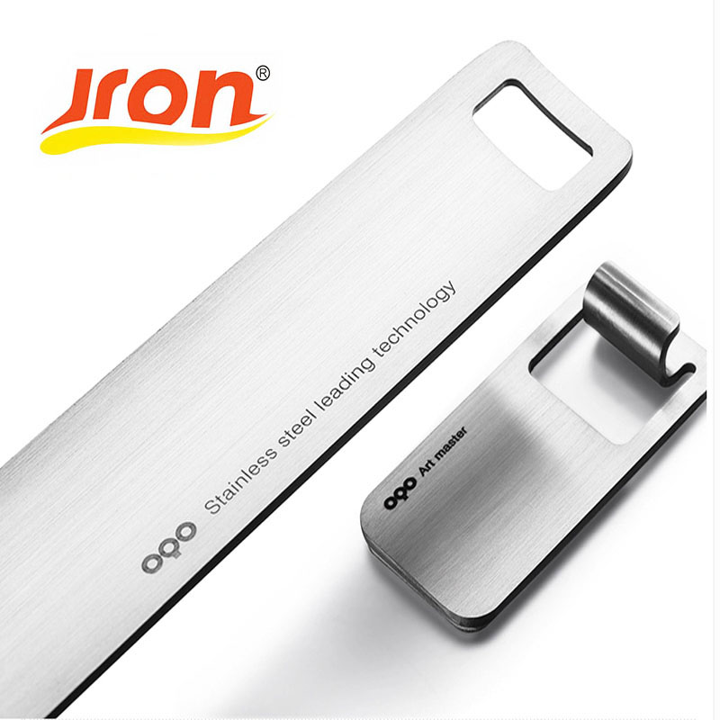 Jron 1 Piece Stainless Steel Shoe Horn Metal Alloy Shoe Spoon Long Wooden Handle Shoe Horn Easy Wearing Shoes For Men Woman
