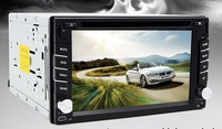 Universal 6 2 Double 2 Din Android Optional GPS Navigation Car PC Stereo Radio DVD CD