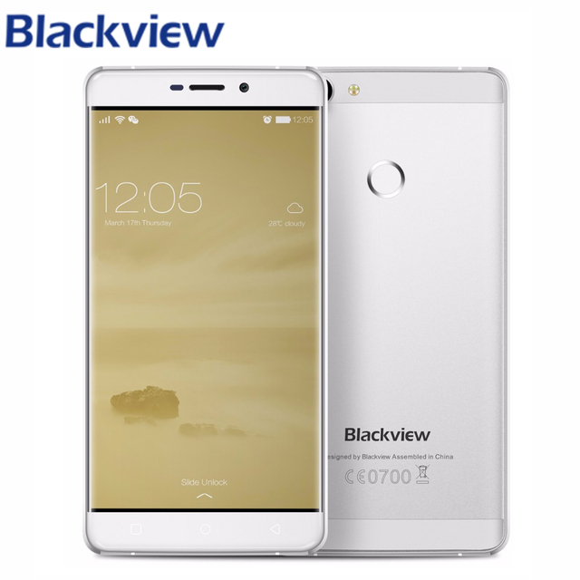 Original Blackview R7 Mobile Phone Android 6.0 Octa Core 1080P 4GB RAM 32GB ROM 13.0M P4G Camera Dual SIM 5.5 inch Cell Phone