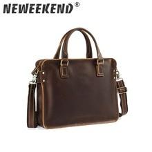 Männlichen Natürliche Tasche Bag