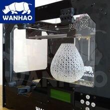 WANHAO dupalicator 4S с двойной экструдер, профессиональное изготовление 3D принтер в Китае, FFF литья с высокой точностью.