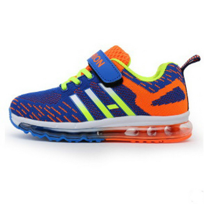 Kids Running Shoes 2017 New Leisure Sports Shoes Girls And Boys Non Slip Cheap Sneakers China Hot Sale 2016 summer new boys and girls shoes korean sports beach sandals wear non slip