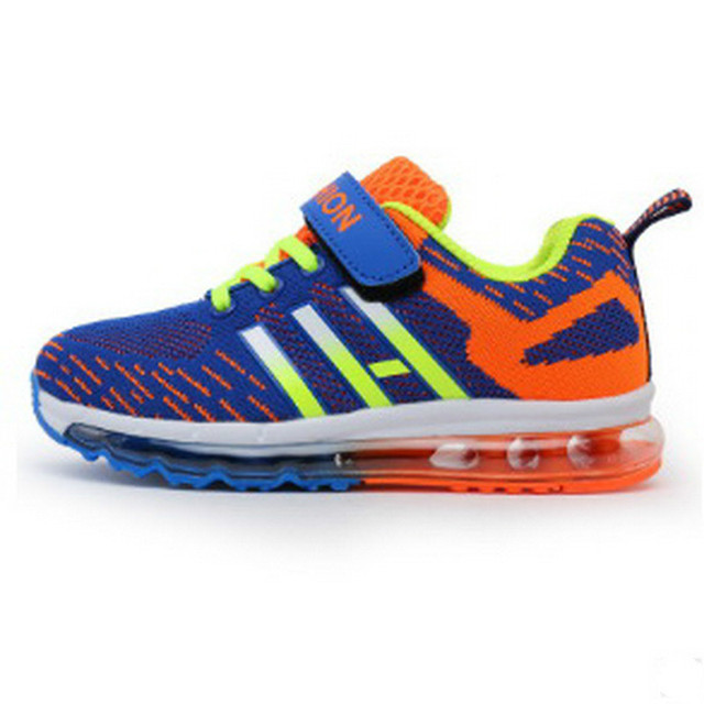 9dddce6248b5c Kids Running Shoes 2017 New Leisure Sports Shoes Girls And Boys Non Slip  Cheap Sneakers China