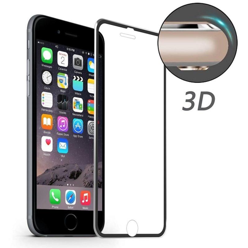 For iPhone 7 <font><b>Screen</b></font> Protector <font><b>HAT</b></font> <font><b>PRINCE</b></font> 3D <font><b>Curved</b></font> Full Covering Aluminum Alloy <font><b>Tempered</b></font> <font><b>Glass</b></font> <font><b>Screen</b></font> <font><b>Film</b></font> for iPhone 7 4.7