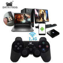 Data Frog 2.4 G Android Gamepad Compatible With PC Windows P