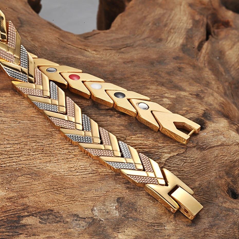 Women's Charm Magnetic Bracelet  (9)