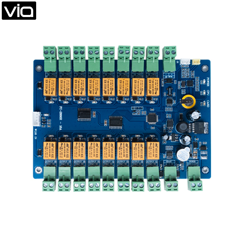 FC-2866M  Free Shipping 16th Floor Elevator Control Board Offline, voltage sensor group 1, group WG26 Access Reader