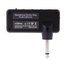 IRIN Vitoos Electric Guitar Plug Mini Headphone Amp Amplifier Plexi Sound Compact Portable