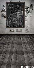Vintage Black Chromakey Background For Vinyl Backdrops Children Floor Studio Photo Blackboard Hanging Wall Decor Child Backdrops