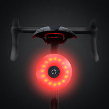 Waterproof USB Rechargeable Bike Taillight COB LED Bike Light Safety Warning Rear Lamp MTB Bicycle Torch цена в Москве и Питере
