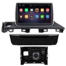 2GB RAM 9″ Octa Core Android 6.0 Car Radio DVD Player for Mazda 6 Atenza 2017 With GPS 3G/4G WIFI Bluetooth TV USB DVR OBD