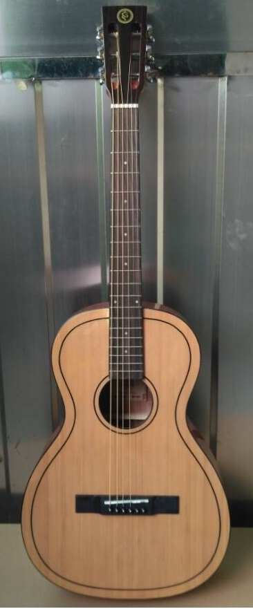 high quality vintage acoustic guitar free shipping free gig bag