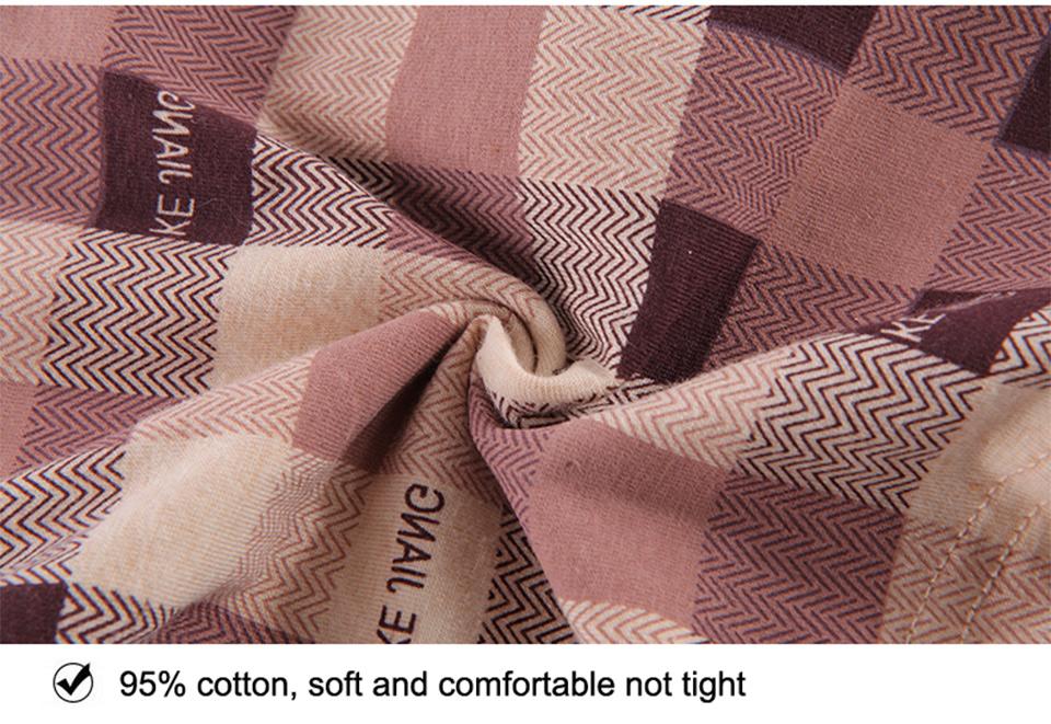 Topdudes.com - 4-Pack Men's Soft Cotton Printed Boxer Brief Shorts