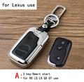 Genuine Leather CAR KEY CASE For LEXUS PX LS LX GX GT Use Automobile Special-purpose CAR KEY HOLDER
