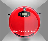 Free Shipping 2013 New Coming Wet And Dry Mopping Industrial Vacuum Cleaner Robot With Voice Function