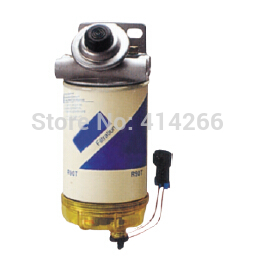 топливный фильтр r90t - R90T truck engineering machinery diesel filter oil water separator filter assembly