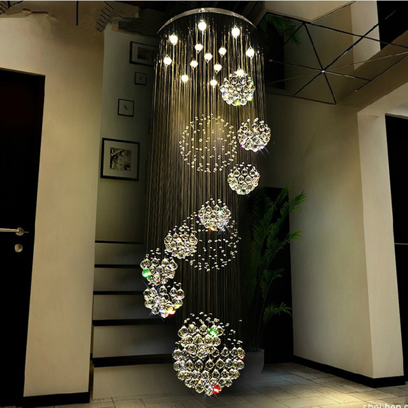 Hotel Foyer Glass : Large crystal glass of chandelier light fixture
