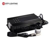 Оптовая продажа DMX DMX512 120 Вт RGB LED оптическое волокно show Двигатели для автомобиля драйвер для всех видов Оптическое волокно s