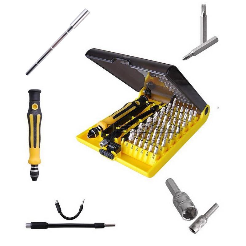 Flexsteel Precision 45 in 1 set di cacciaviti Set di mini cacciaviti - Utensili manuali - Fotografia 5
