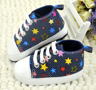 First Walkers High quality baby shoes girls boys fashion rainbow canvas shoes soft prewalkers casual baby shoes toddler shoes