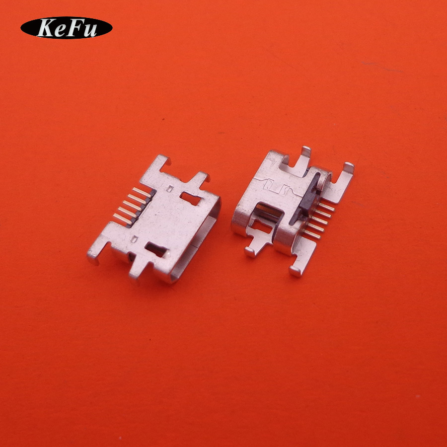 30pcs/lot 5pin mobile 5pin micro mini USB female For Doogee X5 Pro X5pro Connector Charging Port Plug Jack Socket Dock 5 pin-in Mobile Phone Flex ...