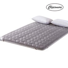 Chpermore Moisture proof thickening Mattress 1.5m Foldable Tatami Single double Mattresses Cotton Cover King Queen Size
