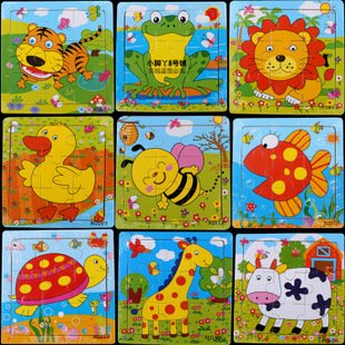 Specials 16Paragraph cartoon jigsaw puzzle 0 3 Year old ...