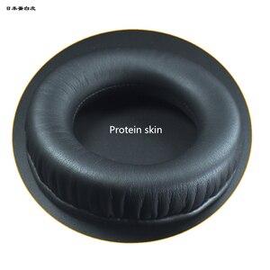 Weichen Schaffell Protein Samt Schaum Ohr Pads Kissen für Beyerdynamic DT440 DT660 DT770 DT860 DT880 DT990 Kopfhörer 1,8