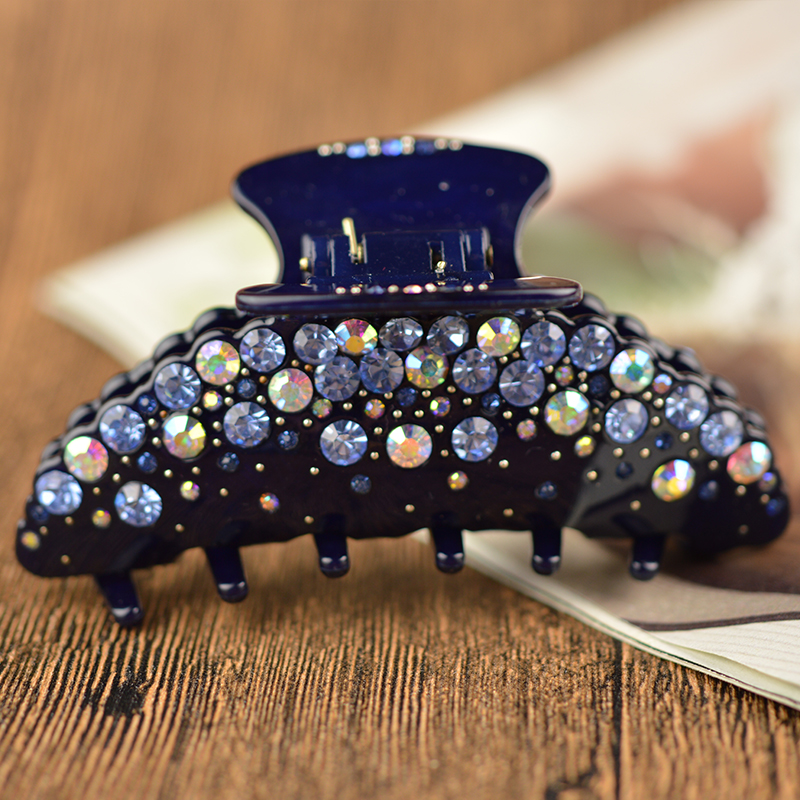 Kualitas tinggi Mewah Colorful Berlian Imitasi Kristal Selulosa - Aksesori pakaian - Foto 6