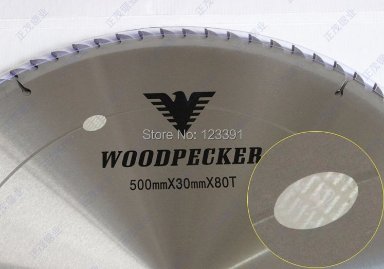 Promotion Sale 500*4.0*30*80Z High Quality Tct Saw Blades With OKE Carbide Tipped Saw Blades For Hard Wood/timber/log Cutting
