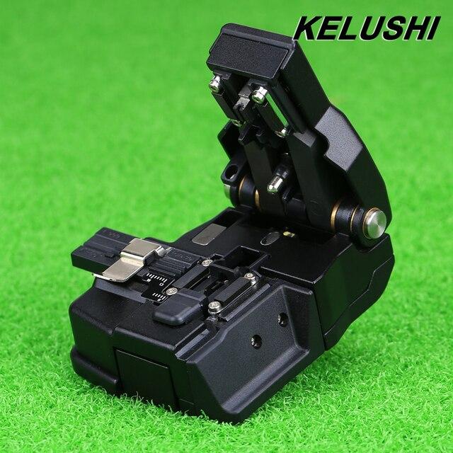 KELUSHI Высокая Точность Оптического Волокна Инструменты HS-30 Оптический Кливер Резак для 250-900um Для Оптоволоконной сварки для Fujikura CT-30