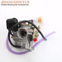 18.5mm PD18J carburetor for MKS BT50QT 9 Ecobike YY50QT 26 GY6 50cc 139QMB/139QMA 4T