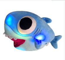 Doll Shark-Toy Animal Comfortable Soft-Shaped Cartoon Kawaii Cute