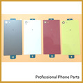 Rear Door Battery Back Housing Glass Cover case For Sony Xperia Z5 Compact Z5 mini E5803 E5823 Real Back Cover