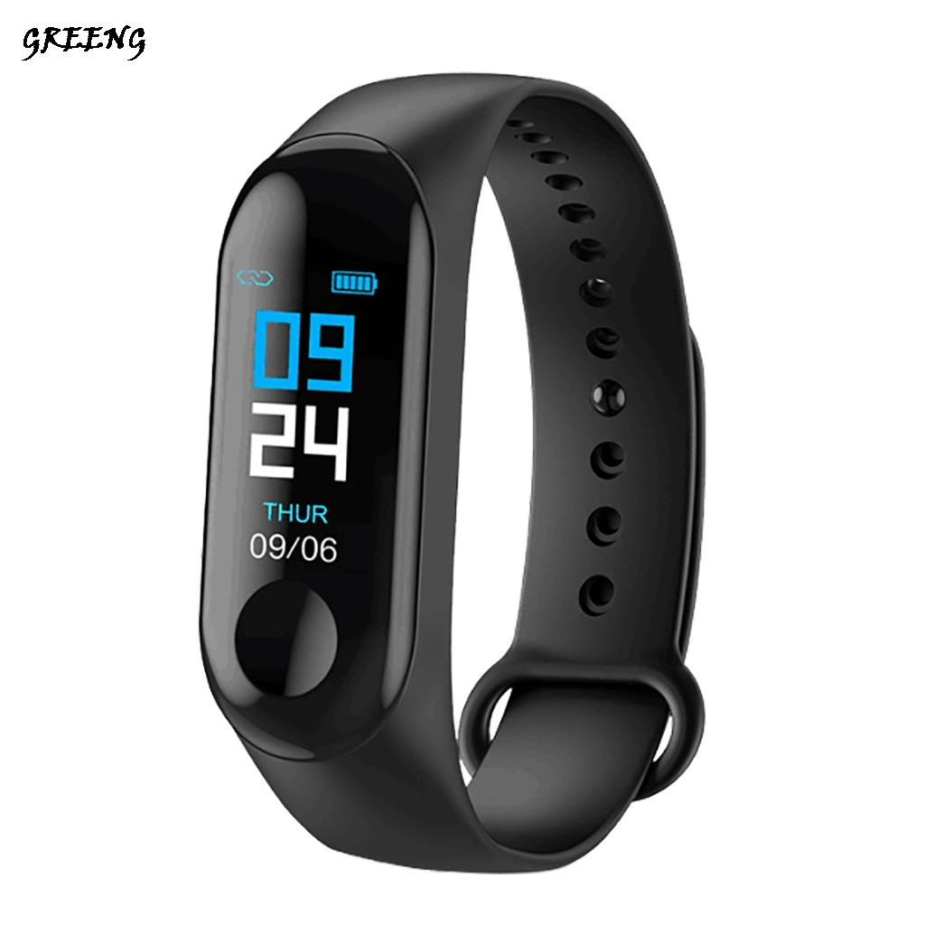 Wristband Cheep Smart-Watch Heart-Rate-Tracker OLED Fitness Bluetooth Sports Activity