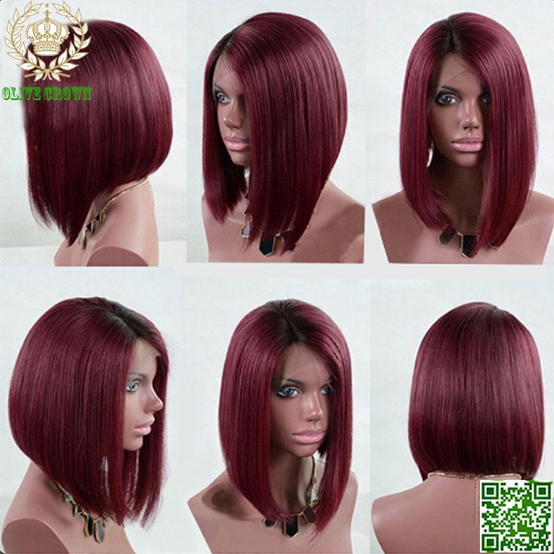 Tremendous Short Burgundy Hair Best Hairstyles 2017 Hairstyles For Men Maxibearus