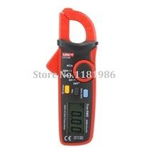 UNI-T UT210B Professional Multifunction True RMS 200A AC Mini Clamp Meters Ammeter w/ NCV Test & LCD Backlight Amperimetro