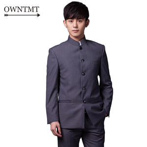 OWNTMT Classic Elegance Blazer Design Business Formal Male e821418c2