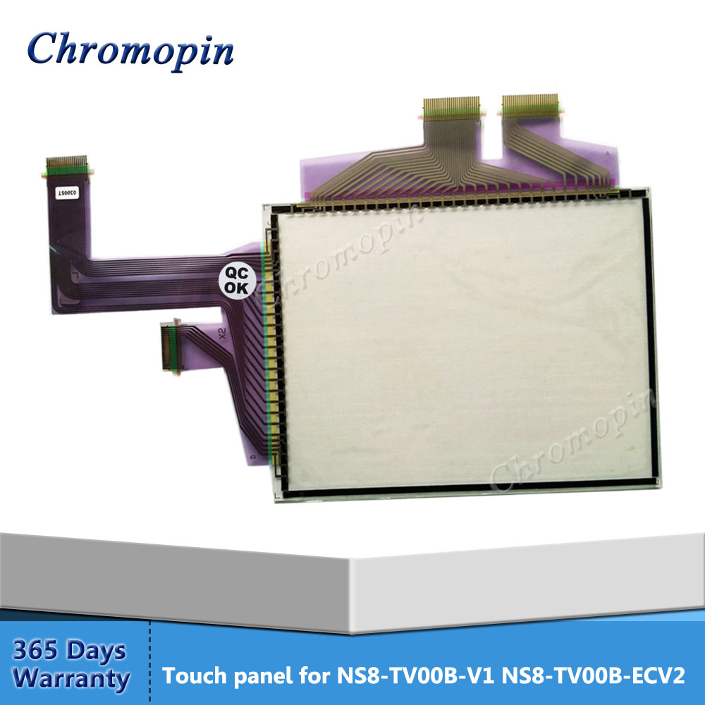 New Original Touch panel for Omron NS8-TV00B-V1 NS8-TV00B-ECV2 NS8-TV10B-V1 NS8-TV01B-V1 cz v1 original and new