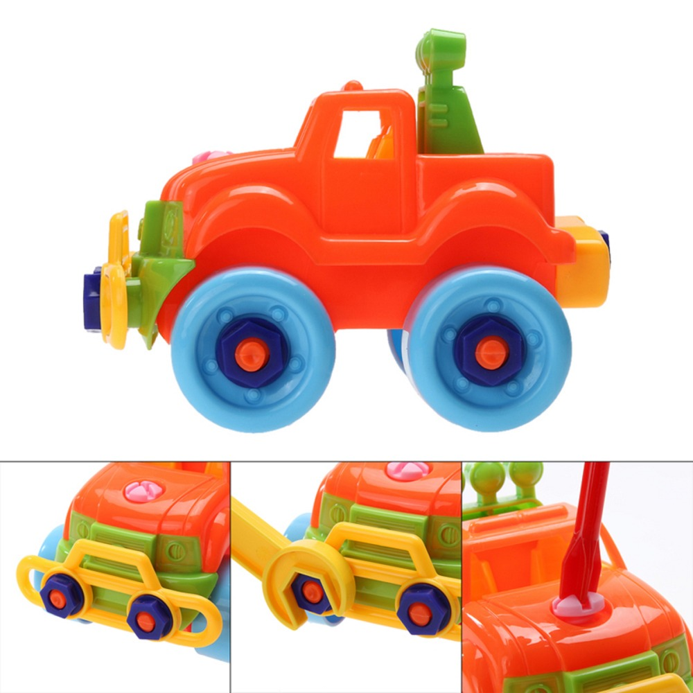 baby car toy disassembly assembly classic cars truck toys kids children early educational toys gifts diecasts toy vehicles in diecasts toy vehicles from