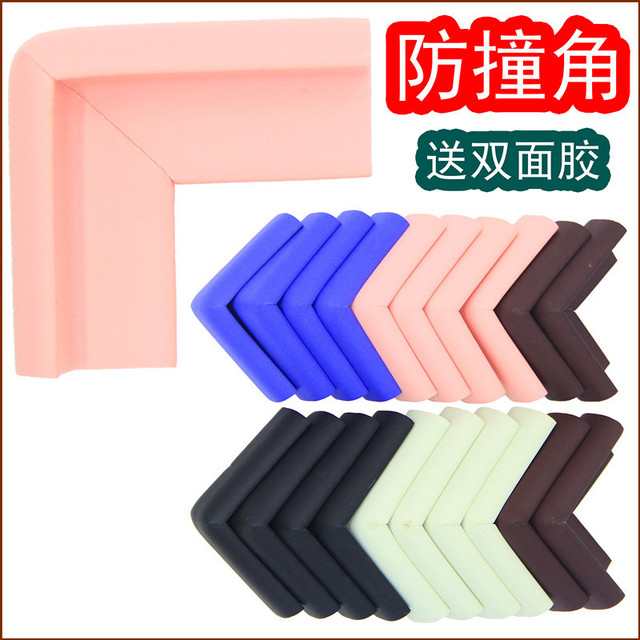 8pcs Baby Safety Coffee Table Corner Protector Products Security Child Kids Protectors For Furniture