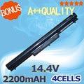2200mAh Battery for HP Pavilion Sleekbook 14 14t 14z 15 15t 15z HSTNN-YB4D 695192-001 HSTNN-PB5S HSTNN-YB4D HSTNN-DB4D VK04